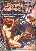 Mystery Adventure Magazine (1936-1937 Fiction Magazines) Pulp Vol. 3 #4