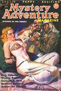 Mystery Adventure Magazine (1936-1937 Fiction Magazines) Pulp Vol. 3 #5