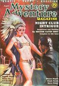 Mystery Adventure Magazine (1936-1937 Fiction Magazines) Pulp Vol. 3 #6