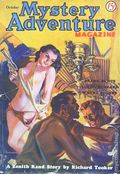 Mystery Adventure Magazine (1936-1937 Fiction Magazines) Pulp Vol. 4 #2