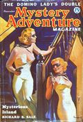 Mystery Adventure Magazine (1936-1937 Fiction Magazines) Pulp Vol. 4 #3