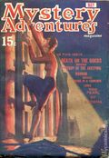 Mystery Adventure Magazine (1936-1937 Fiction Magazines) Pulp Vol. 5 #4