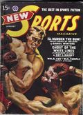 New Sports Magazine (1947-1951 Popular Publications) Pulp Vol. 1 #1