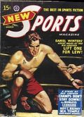 New Sports Magazine (1947-1951 Popular Publications) Pulp Vol. 1 #2