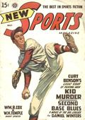 New Sports Magazine (1947-1951 Popular Publications) Pulp Vol. 1 #3