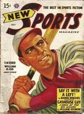 New Sports Magazine (1947-1951 Popular Publications) Pulp Vol. 1 #4