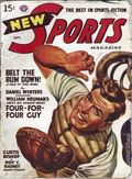 New Sports Magazine (1947-1951 Popular Publications) Pulp Vol. 2 #1