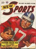 New Sports Magazine (1947-1951 Popular Publications) Pulp Vol. 2 #2