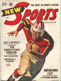 New Sports Magazine (1947-1951 Popular Publications) Pulp Vol. 2 #3
