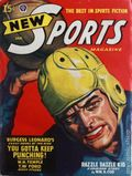 New Sports Magazine (1947-1951 Popular Publications) Pulp Vol. 2 #4