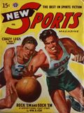 New Sports Magazine (1947-1951 Popular Publications) Pulp Vol. 3 #1