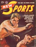 New Sports Magazine (1947-1951 Popular Publications) Pulp Vol. 3 #2