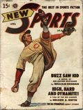 New Sports Magazine (1947-1951 Popular Publications) Pulp Vol. 3 #3