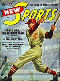 New Sports Magazine (1947-1951 Popular Publications) Pulp Vol. 3 #4