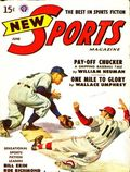 New Sports Magazine (1947-1951 Popular Publications) Pulp Vol. 4 #1