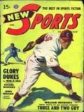 New Sports Magazine (1947-1951 Popular Publications) Pulp Vol. 4 #3