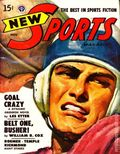 New Sports Magazine (1947-1951 Popular Publications) Pulp Vol. 5 #2