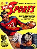 New Sports Magazine (1947-1951 Popular Publications) Pulp Vol. 5 #3