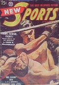 New Sports Magazine (1947-1951 Popular Publications) Pulp Vol. 5 #4