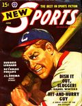 New Sports Magazine (1947-1951 Popular Publications) Pulp Vol. 6 #2