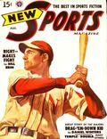 New Sports Magazine (1947-1951 Popular Publications) Pulp Vol. 6 #3