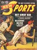 New Sports Magazine (1947-1951 Popular Publications) Pulp Vol. 6 #4