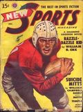 New Sports Magazine (1947-1951 Popular Publications) Pulp Vol. 7 #1