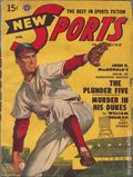 New Sports Magazine (1947-1951 Popular Publications) Pulp Vol. 7 #3