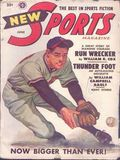 New Sports Magazine (1947-1951 Popular Publications) Pulp Vol. 7 #4