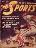 New Sports Magazine (1947-1951 Popular Publications) Pulp Vol. 8 #1