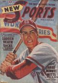 New Sports Magazine (1947-1951 Popular Publications) Pulp Vol. 8 #2