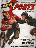 New Sports Magazine (1947-1951 Popular Publications) Pulp Vol. 8 #3