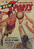 New Sports Magazine (1947-1951 Popular Publications) Pulp Vol. 8 #4