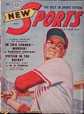 New Sports Magazine (1947-1951 Popular Publications) Pulp Vol. 9 #1