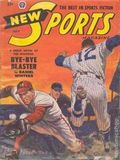 New Sports Magazine (1947-1951 Popular Publications) Pulp Vol. 9 #2
