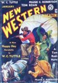 New Western Magazine (1934-1937 Two-Books Magazines) Pulp 1st Series Vol. 1 #2