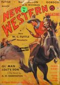 New Western Magazine (1934-1937 Two-Books Magazines) Pulp 1st Series Vol. 1 #3