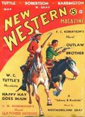 New Western Magazine (1934-1937 Two-Books Magazines) Pulp 1st Series Vol. 1 #4