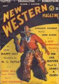 New Western Magazine (1934-1937 Two-Books Magazines) Pulp 1st Series Vol. 1 #5