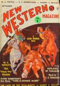 New Western Magazine (1934-1937 Two-Books Magazines) Pulp 1st Series Vol. 1 #6