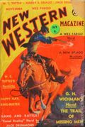 New Western Magazine (1934-1937 Two-Books Magazines) Pulp 1st Series Vol. 1 #7