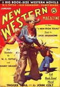 New Western Magazine (1934-1937 Two-Books Magazines) Pulp 1st Series Vol. 1 #8