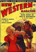 New Western Magazine (1934-1937 Two-Books Magazines) Pulp 1st Series Vol. 2 #1
