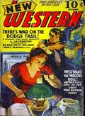 New Western Magazine (1940-1954 Popular Publications) Pulp 2nd Series Vol. 3 #4