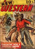 New Western Magazine (1940-1954 Popular Publications) Pulp 2nd Series Vol. 4 #1