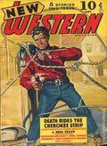 New Western Magazine (1940-1954 Popular Publications) Pulp 2nd Series Vol. 4 #4