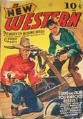 New Western Magazine (1940-1954 Popular Publications) Pulp 2nd Series Vol. 5 #1