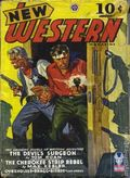 New Western Magazine (1940-1954 Popular Publications) Pulp 2nd Series Vol. 5 #4