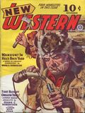 New Western Magazine (1940-1954 Popular Publications) Pulp 2nd Series Vol. 7 #1