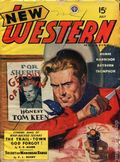 New Western Magazine (1940-1954 Popular Publications) Pulp 2nd Series Vol. 8 #1